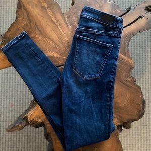 Abercrombie Women's High-Rise Super Skinny Jeans